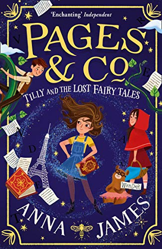 Pages & Co.: Tilly and the Lost Fairy Tales (Pages & Co., Book 2): Pages & Co. (2)
