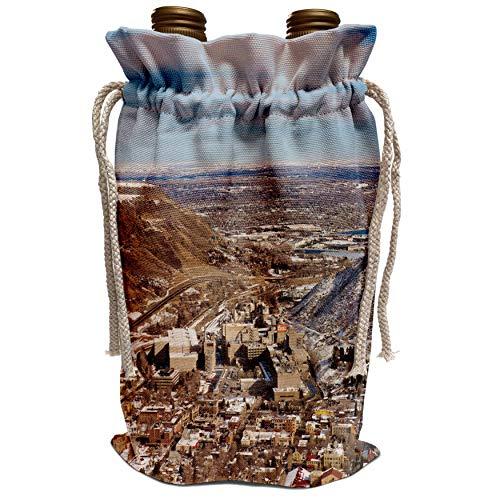3dRose Danita Delimont - Colorado - Coors brewery, Golden, Colorado, USA - US06 WBI0294 - Walter Bibikow - Wine Bag (wbg_143342_1)