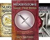 The Warstone Quartet (4 Book Series)