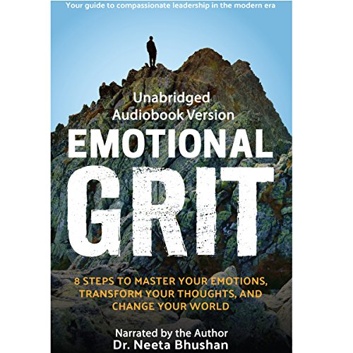 Emotional Grit audiobook cover art