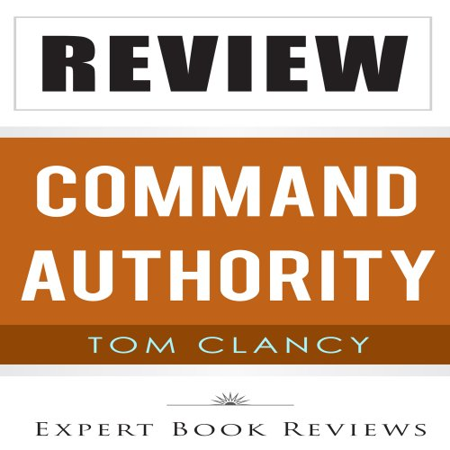 Review: Tom Clancy's Command Authority (A Jack Ryan Novel) audiobook cover art