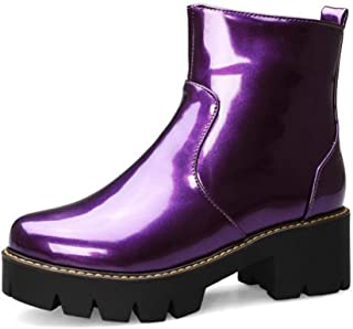 Ankle Boots \u0026 Booties - Purple / Ankle