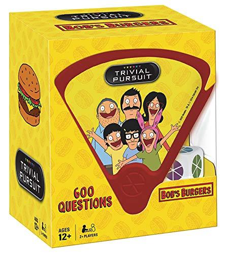Trivial Pursuit Bob's Burgers (Quickplay Edition)...