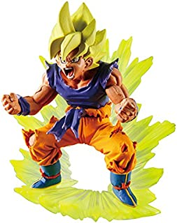 The warrior wake up single item of warriors super Saiyan edited by -1 legend of Dragon Ball capsule R legend
