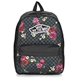 VANS Realm Backpack- Botanical Check VN0A3UI6UWX1