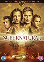Supernatural: Season 15 [DVD] [2019]