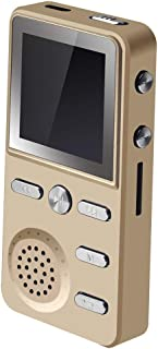 Dolity MP3 MP4 Music Player 4GB with 1.41inch HD LCD Screen,Built-in Speaker,Voice Recorder,FM Radio, Video, E-Book etc. w...