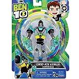 Ben 10 BEN46220 Figura de acción-Armadura de Cabeza de Diamante