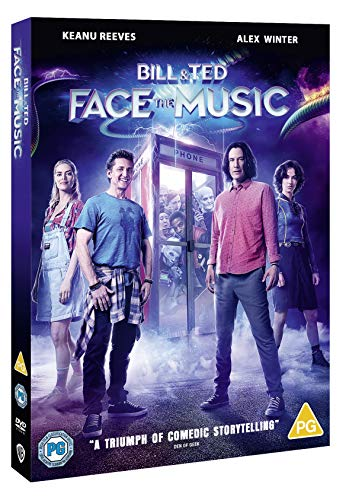 Bill & Ted Face The Music [DVD] [2020]