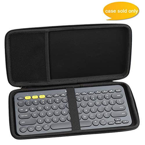 Aproca Hard Travel Storage Case for Logitech K380 / K810 / K811 Multi-Device Bluetooth Keyboard