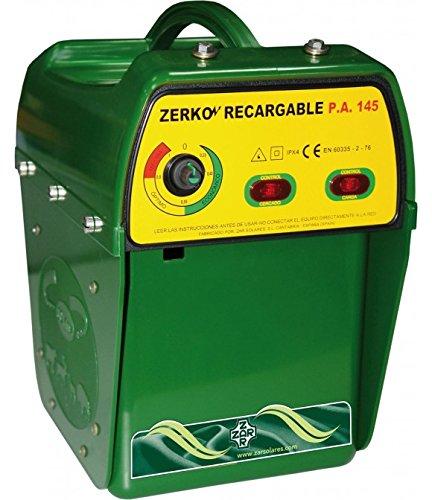 pequeño y compacto Perro pastor eléctrico recargable de Zerko