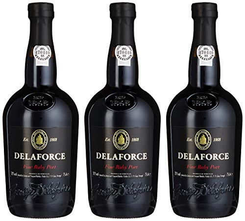 Delaforce Fine Ruby Port (3 x 0.75 l)