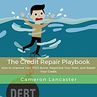 The Credit Repair Playbook cover art