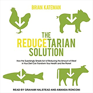 Couverture de The Reducetarian Solution