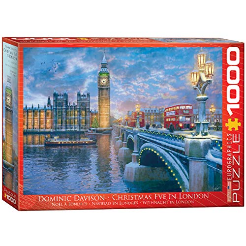 Puzzle Londres marca EuroGraphics