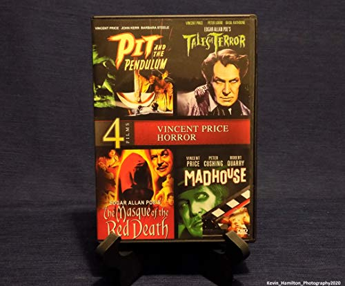 Pit and the Pendulum/Tales of Terror/Masque of the Red Death/Madhouse