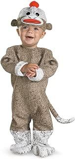 Inc All NEW Sock Monkey Baby Costume