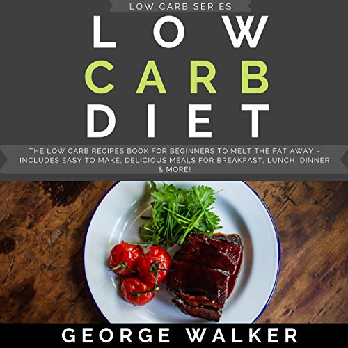 Low Carb Diet cover art
