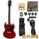 Epiphone Limited Edition SG Special-I Guitarra Eléctrica Cereza