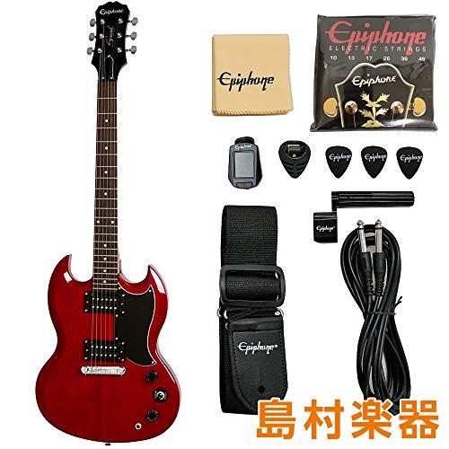 Edición limitada Epiphone SG special-i guitarra eléctrica Cherry