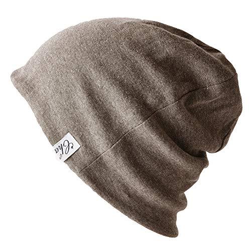CasualBox hombre hecho en Japón Orgánico algodón tejido gorra gorrita sombrero caliente...