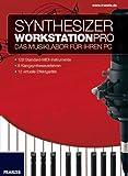 Synthesizer Workstation Pro, DVD-ROM Das Musiklabor für Ihren PC. 128 Standard-MIDI-Instrumente. 8 Klangsyntheseverfahren. 12 virtuelle Effektgeräte. Für Windows XP/Vista/7