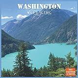 Washington Wild & Scenic Calendar 2022: Official Washington State Calendar 2022, 16 Month Calendar 2022