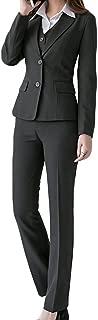 Women's Business Office OL Work Blazer Jacket and Pants Suit Set