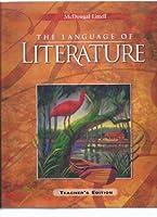 McDougal Littell Language of Literature: Teacher's Edition Grade 9 2006 0618601457 Book Cover