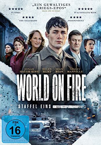 World on Fire - Staffel 1 [3 DVDs]