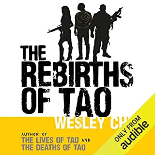 The Rebirths of Tao cover art