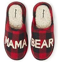 Dearfoams Women's Mama Bear Slipper