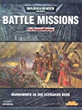 The WH40k Battle Missions book for Additional Missions