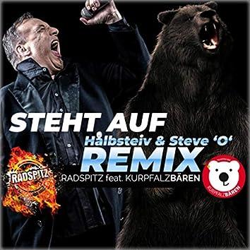 Steht auf (Halbsteiv & Steve 'O' Remix)