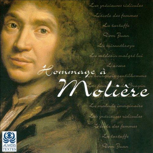 Couverture de Hommage à Molière