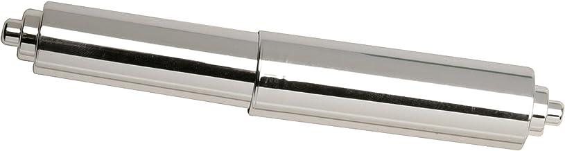 Plumb Pak PP836-44 Keeney Suporte de rolo de papel higiênico universal com mola, cromado