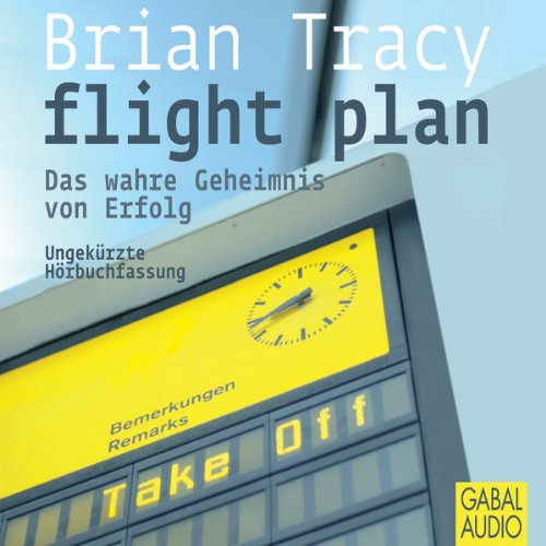 Flight Plan Titelbild