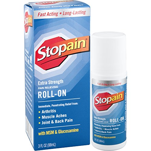 Stopain - Roll-On 3 Fl Oz (88 Ml)