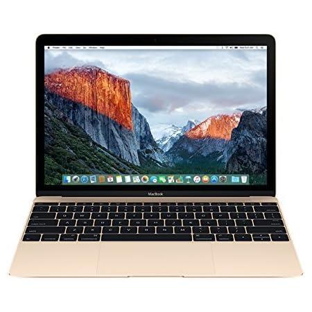 """Apple MacBook 0.9GHz m3-6Y30 12"""" 2304 x 1440Pixeles Oro - Ordenador portátil (Portátil, Oro, Concha, Aluminio, m3-6Y30, Intel Core M) (Reacondicionado)"""