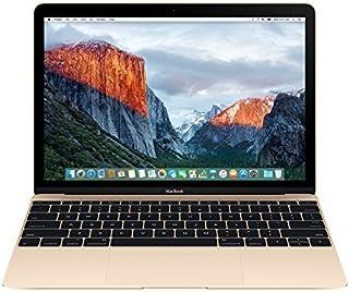 """Apple MacBook 0.9GHz m3-6Y30 12"""" 2304 x 1440Pixeles Oro - Ordenador portátil (Portátil, Oro, Concha, Aluminio, m3-6Y30, In..."""