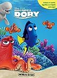Buscando a Dory. Mi libro-juego: Incluye un cuento, figuritas y un...