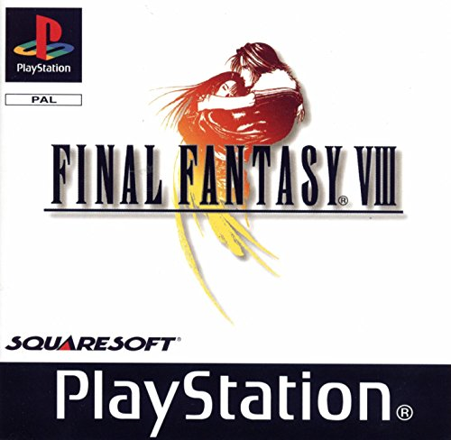 Final fantasy VIII Playstation