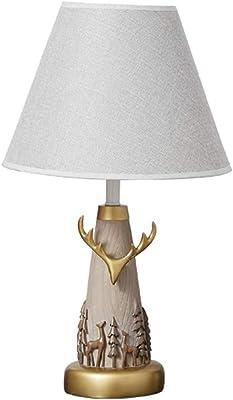 Lámpara de sobremesa de columna cónica modelo Valencia en mármol natural tres colores a elegir (Mármol Amarillo): Amazon.es: Iluminación
