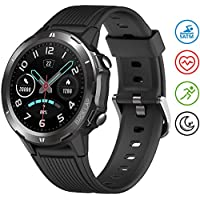 UMIDIGI Uwatch GT Smartwatch Hombre Reloj Inteligente 5ATM Impermeable con Cronómetro Pulsera Actividad de Fitness con Podómetro Smartwatch Niños para Xiaomi Huawei y iOS Android