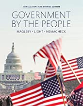 Government By the People, 2014 Elections and Updates Edition (25th Edition)