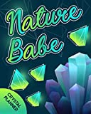 Nature Babe: Crystals Planner Keep Track Of Your New Old And Future Crystals Here