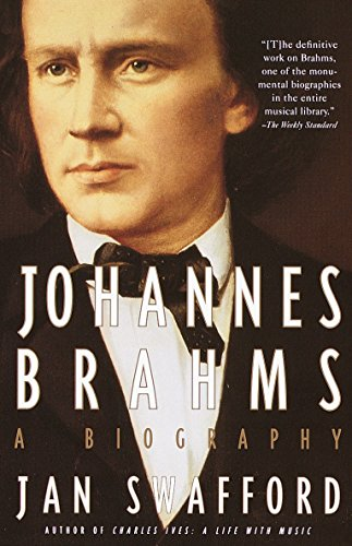 Download Johannes Brahms: A Biography 0679745823