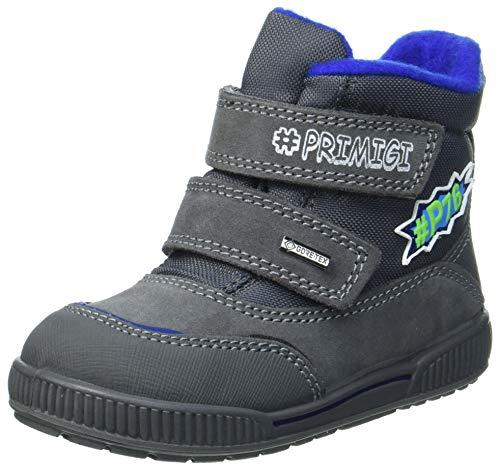 PRIMIGI Baby-Jungen PRIGT 63615 First Walker Shoe, Gr Sc GRIG Gr S, 24 EU