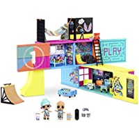 LO.L. Surprise! Clubhouse Playset with 40+ Surprises and 2 Exclusive Dolls with 7 Hangout Areas