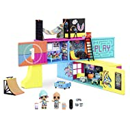 LOL Surprise Clubhouse - Doll Play House With 40+ Surprises - 2 Exclusive Dolls, 7 Hangout Areas, Ki...